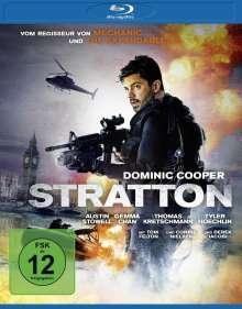 Stratton (Blu-ray), Blu-ray Disc