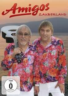 Die Amigos: Zauberland, DVD