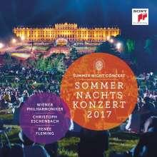 Wiener Philharmoniker - Sommernachtskonzert Schönbrunn 2017, CD