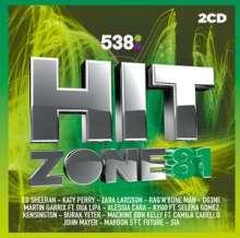 Hitzone 81, 2 CDs