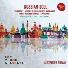 LGT Young Soloists - Russian Soul, CD