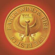 Earth, Wind & Fire: The Best Of Earth, Wind & Fire Vol. 1, LP