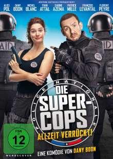 Die Super-Cops - Allzeit verrückt!, DVD