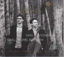Yan Levionnois & Guillaume Bellom - Cello Sonatas, CD