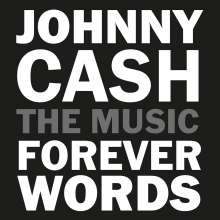 Johnny Cash: Forever Words, CD