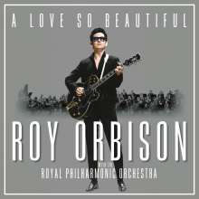 Roy Orbison: A Love So Beautiful: Roy Orbison & The Royal Philharmonic Orchestra, LP
