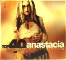 Anastacia: Top 40, 2 CDs
