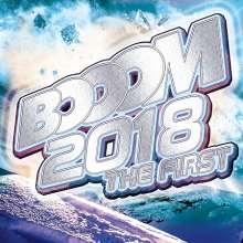Booom 2018: The First, 2 CDs