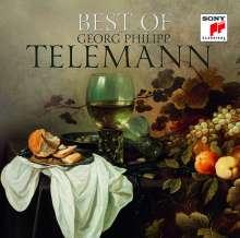 Georg Philipp Telemann (1681-1767): Georg Pilipp Telemann - Best of, 2 CDs