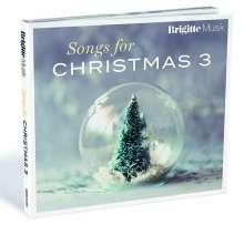 Songs for Christmas 3 (Brigitte Musik), 2 CDs