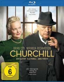 Churchill (Blu-ray), Blu-ray Disc