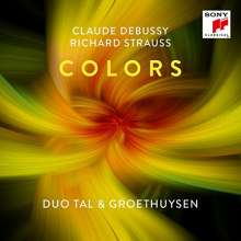 Duo Tal & Groethuysen - Colors, CD