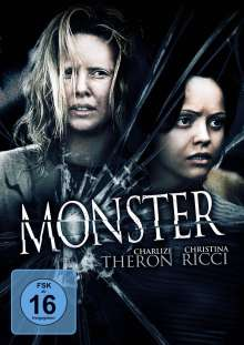 Monster, DVD