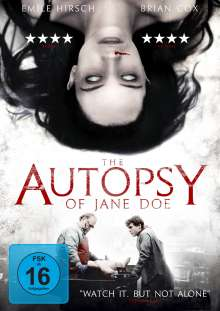 The Autopsy of Jane Doe, DVD