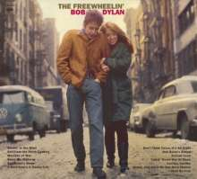Bob Dylan: The Freewheelin' Bob Dylan (180g), LP