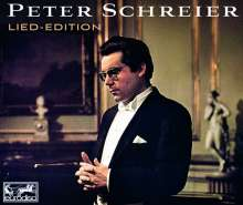 Peter Schreier - Lied-Edition, 5 CDs