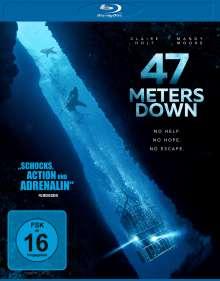 47 Meters Down (Blu-ray), Blu-ray Disc