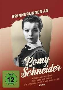 Erinnerungen an Romy Schneider, 3 DVDs