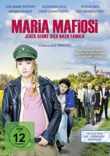 Maria Mafiosi, DVD