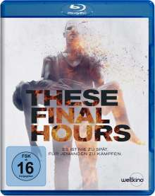 These Final Hours (Blu-ray), Blu-ray Disc