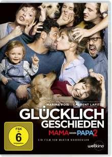 Glücklich geschieden - Mama gegen Papa 2, DVD