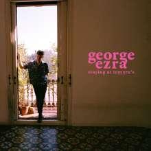 George Ezra: Staying At Tamara's, 1 LP und 1 CD
