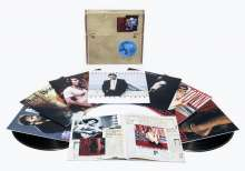 Bruce Springsteen: The Album Collection Vol. 2 (1987 - 1996) (remastered) (Limited-Numbered-Edition), 8 LPs und 2 Singles 12""