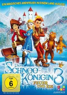 Die Schneekönigin 3 - Feuer und Eis, DVD