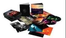 David Gilmour: Live At Pompeii (Deluxe Box), 2 CDs und 2 Blu-ray Discs
