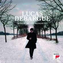 Lucas Debargue - Schubert / Szymanowski, CD