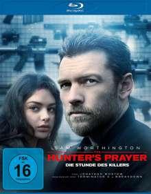 The Hunter's Prayer (Blu-ray), Blu-ray Disc