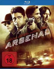Arsenal (Blu-ray), Blu-ray Disc