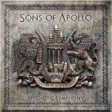 Sons Of Apollo: Psychotic Symphony, CD