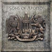 Sons Of Apollo: Psychotic Symphony (180g), 2 LPs und 1 CD