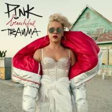 P!NK: Beautiful Trauma (Explicit), CD