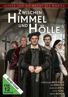 Zwischen Himmel und Hölle - Luther und die Macht des Wortes, DVD
