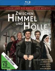 Zwischen Himmel und Hölle - Luther und die Macht des Wortes (Blu-ray), Blu-ray Disc