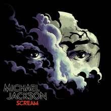 Michael Jackson: Scream, CD