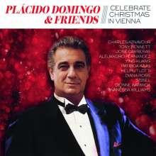 Placido Domingo & Friends - Celebrate Christmas in Vienna, CD