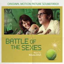 Filmmusik: Battle Of The Sexes - Gegen jede Regel, CD