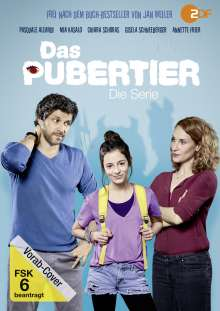 Das Pubertier - Die Serie, 2 DVDs