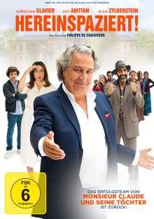 Hereinspaziert!, DVD