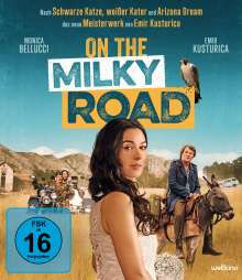 On the Milky Road (Blu-ray), Blu-ray Disc