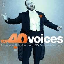 Top 40: Voices, 2 CDs