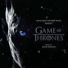 Filmmusik: Game of Thrones (Music from the HBO® Series - Season 7), CD