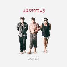 Austria 3   (Ambros/Danzer/Fendrich): Zwanzig: Live, CD