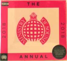 Annual 2018, 3 CDs