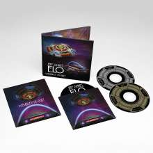 Jeff Lynne's ELO: Wembley Or Bust, 2 CDs und 1 DVD