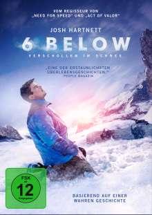6 Below - Verschollen im Schnee, DVD