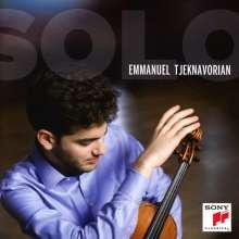 Emmanuel Tjeknavorian - Violin, CD